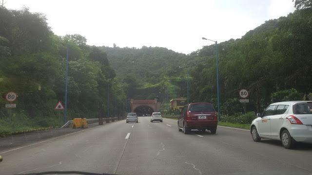 Mumbai to Pune –Expressway