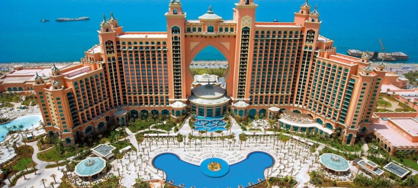 Dubai @ Atlantis, The Palm