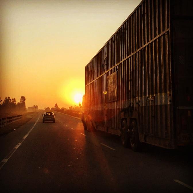 1800 x 2 Km Drive – Bengaluru to Jamshedpur and Return – a 2 day trip !