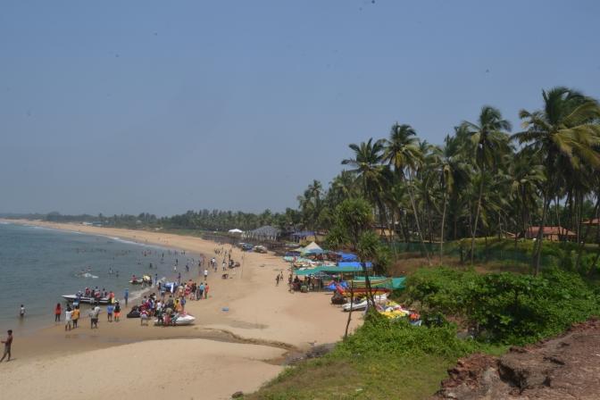 Goa, Candolim October 2016