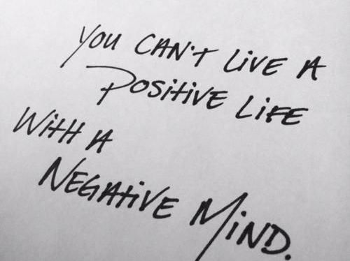 Why your mind is negatively attuned?